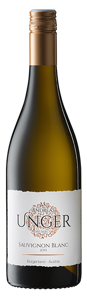 Andreas Unger Flaschenfoto Sauvignon Blanc 2019